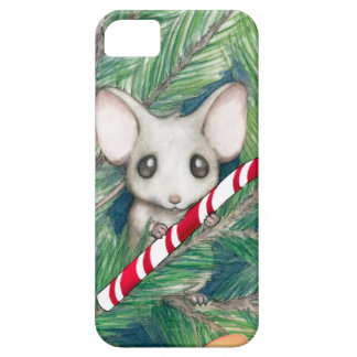 Christmas Mouse iPhone 5 Cases