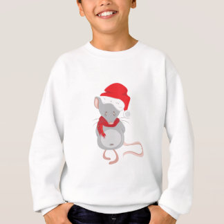 Christmas Mouse Sweatshirt