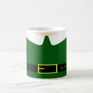 Christmas Mug: Elf Suit Coffee Mug
