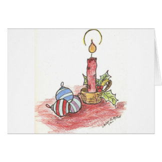 Christmas - multiple products greeting card