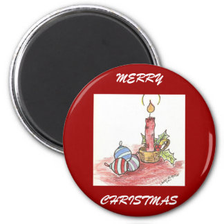 Christmas - multiple products fridge magnets