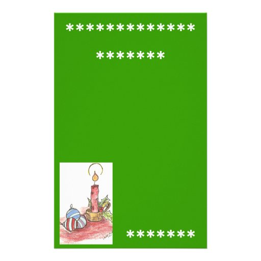 Christmas - multiple products stationery paper