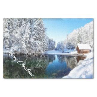 Christmas Napkin Tissue Paper