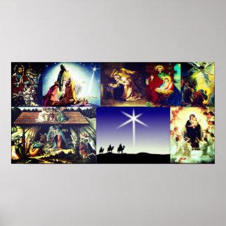 Christmas Nativity Medley Poster