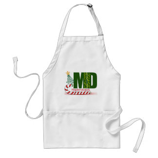 Christmas Nephrologist - Physician Specialist Standard Apron