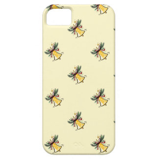Christmas New Year Gift Yellow Jingle Bell Case For The iPhone 5