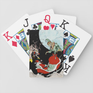Christmas nightmare Bicycle® Poker Playing Cards