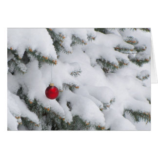 Christmas Note Card/Greeting Card  #14