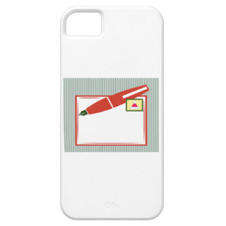 Christmas Note iPhone 5/5S Case