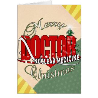 CHRISTMAS NUCLEAR MEDICINE CARDS