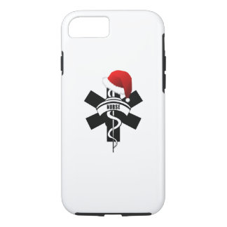 Christmas Nurse Holidays iPhone 8/7 Case