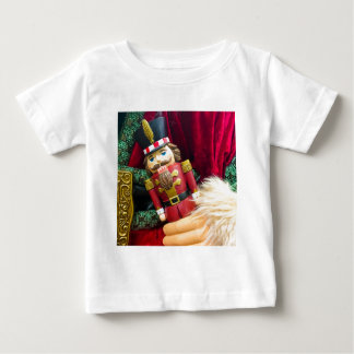 Christmas Nutcracker Baby T-Shirt
