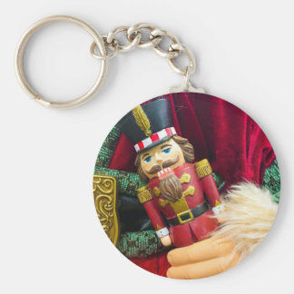 Christmas Nutcracker Key Ring