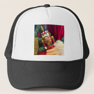 Christmas Nutcracker Trucker Hat