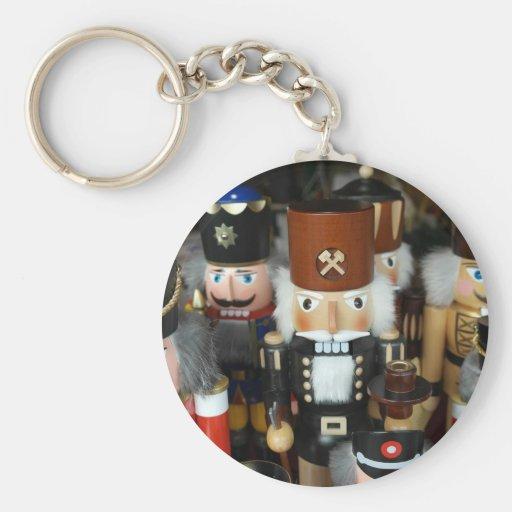 Christmas Nutcrackers Keychain