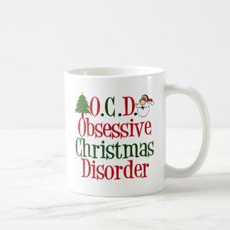 Christmas Obsession Coffee Mug