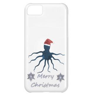 Christmas Octopus iPhone 5C Case