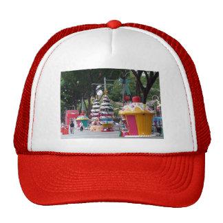 Christmas on the street cap