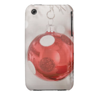 Christmas ornament 2 iPhone 3 case