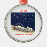 Christmas*Ornament*Baby Jesus*Religious*LyndaH60*