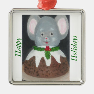 Christmas Ornament  Happy Holidays