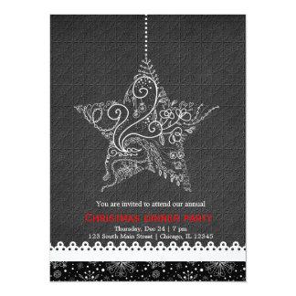 Christmas Ornament Custom Announcements