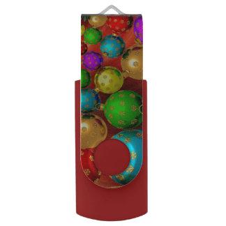 Christmas Ornament Jubilee USB Flash Drive