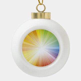 Christmas Ornament / Light of Jesus