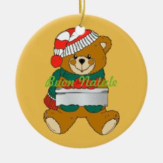 Christmas Ornament Teddy Bear