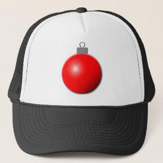 Christmas Ornament Trucker Hat