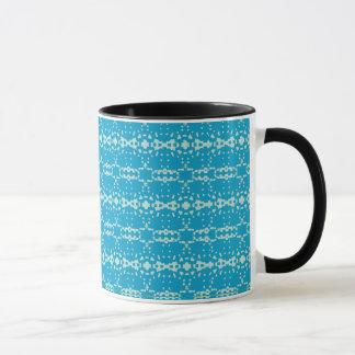 Christmas Ornaments 101 Teal Mug