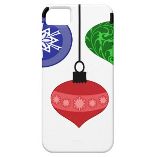 Christmas Ornaments iPhone 5 Cases