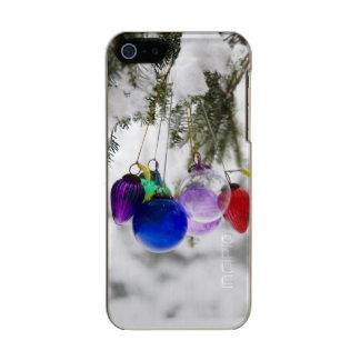Christmas ornaments incipio feather® shine iPhone 5 case