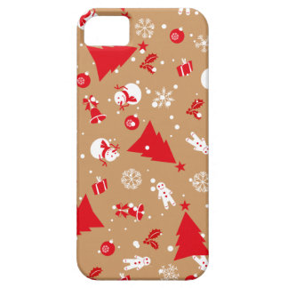 Christmas ornaments pattern case for iPhone 5/5S