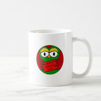 Christmas Owl Mugs