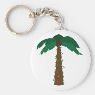 Christmas Palm Keychains