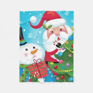Christmas Pals Blanket