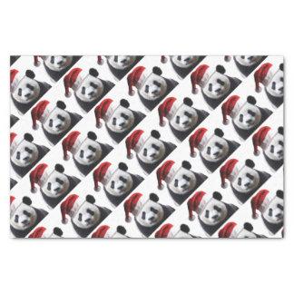 Christmas Panda Bear Tissue Paper