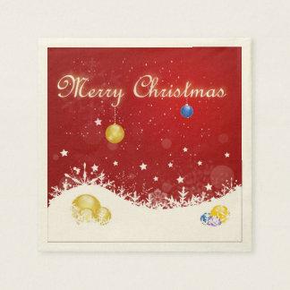 Christmas Paper Napkin