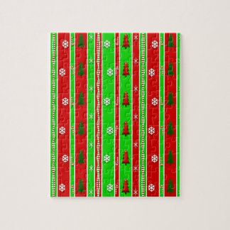 Christmas Paper Pattern Puzzle
