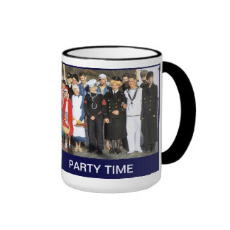 Christmas Party Coffee Mugs