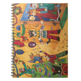 Christmas Party Notebook