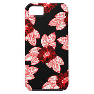 Christmas pattern 3 tough iPhone 5 case