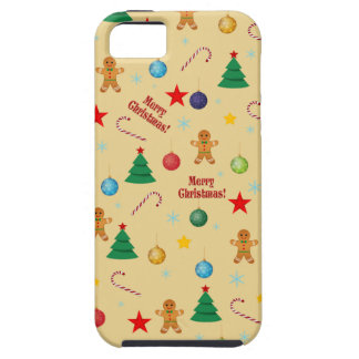 Christmas pattern case for the iPhone 5