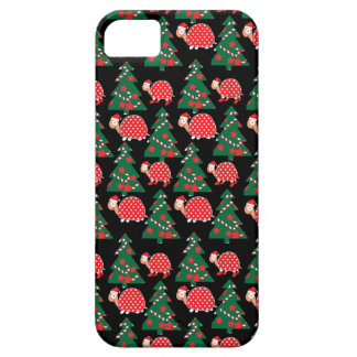 Christmas pattern iPhone 5 cases