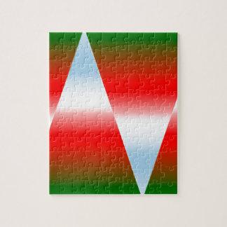 christmas pattern jigsaw puzzle