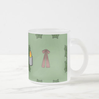christmas pattern mug