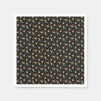 Christmas pattern paper napkins