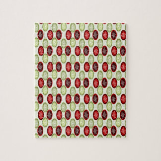 Christmas Pattern Puzzles