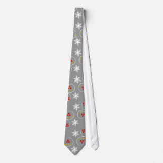 Christmas Pattern Ties. Tie